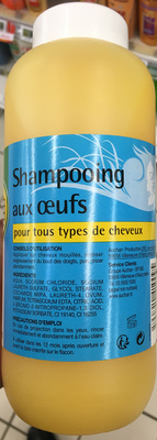 Shampooing aux oeufs - Product