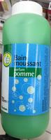 Bain moussant parfum pomme - Product