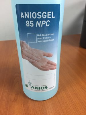Aniosgel 85 npc - Produit - fr