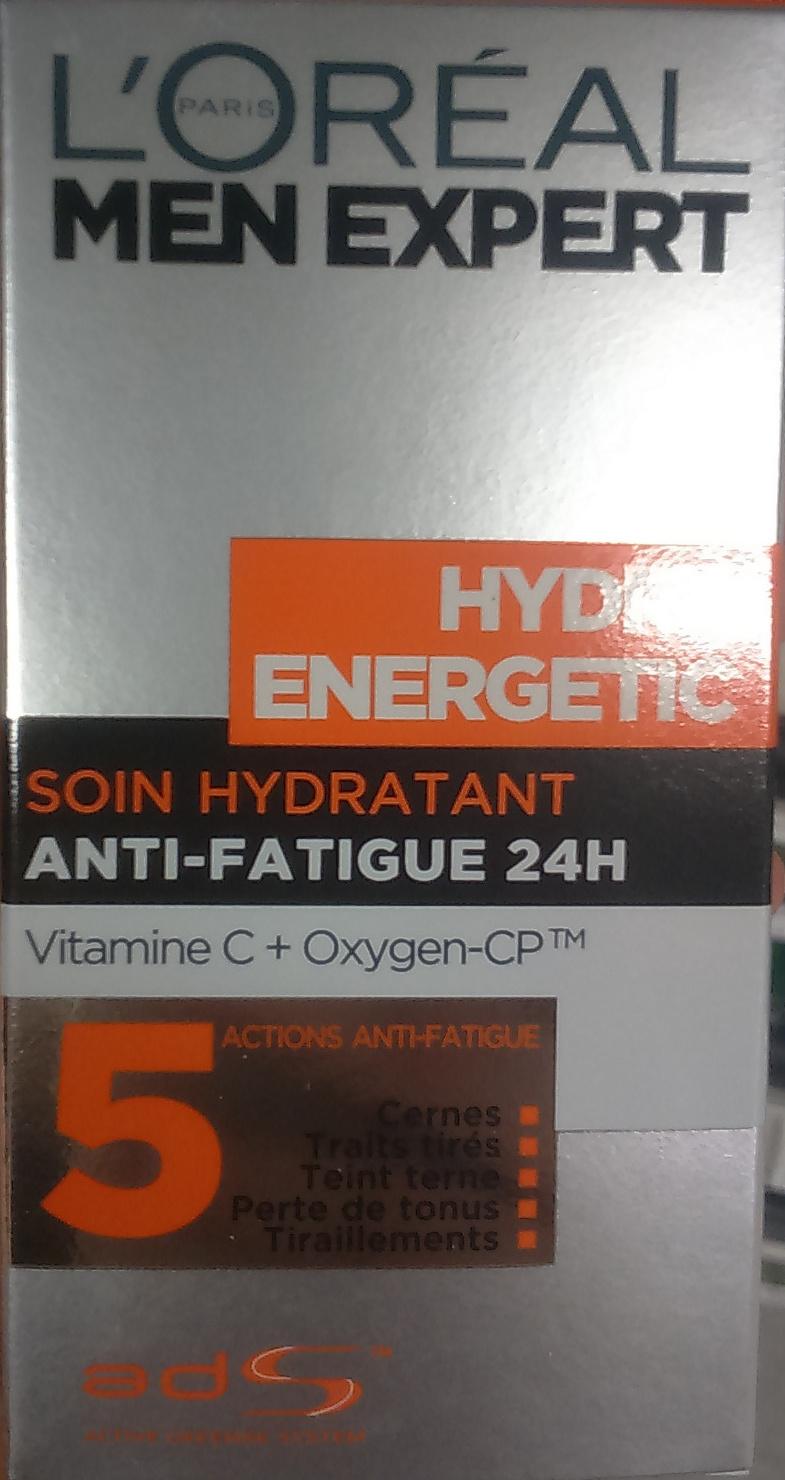 Hydro Energetic Soin Hydratant Anti-Fatigue 24H - Produit
