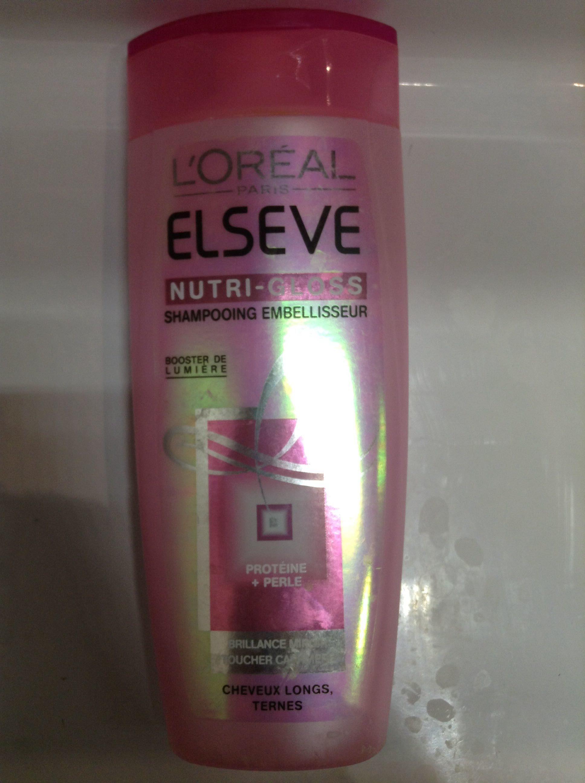 Elseve Nutri-Gloss Protéine + Perle - Product - fr