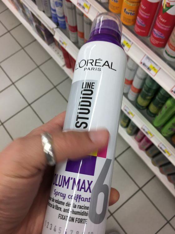 Studio Line Spray Volum'Max Spray - Product