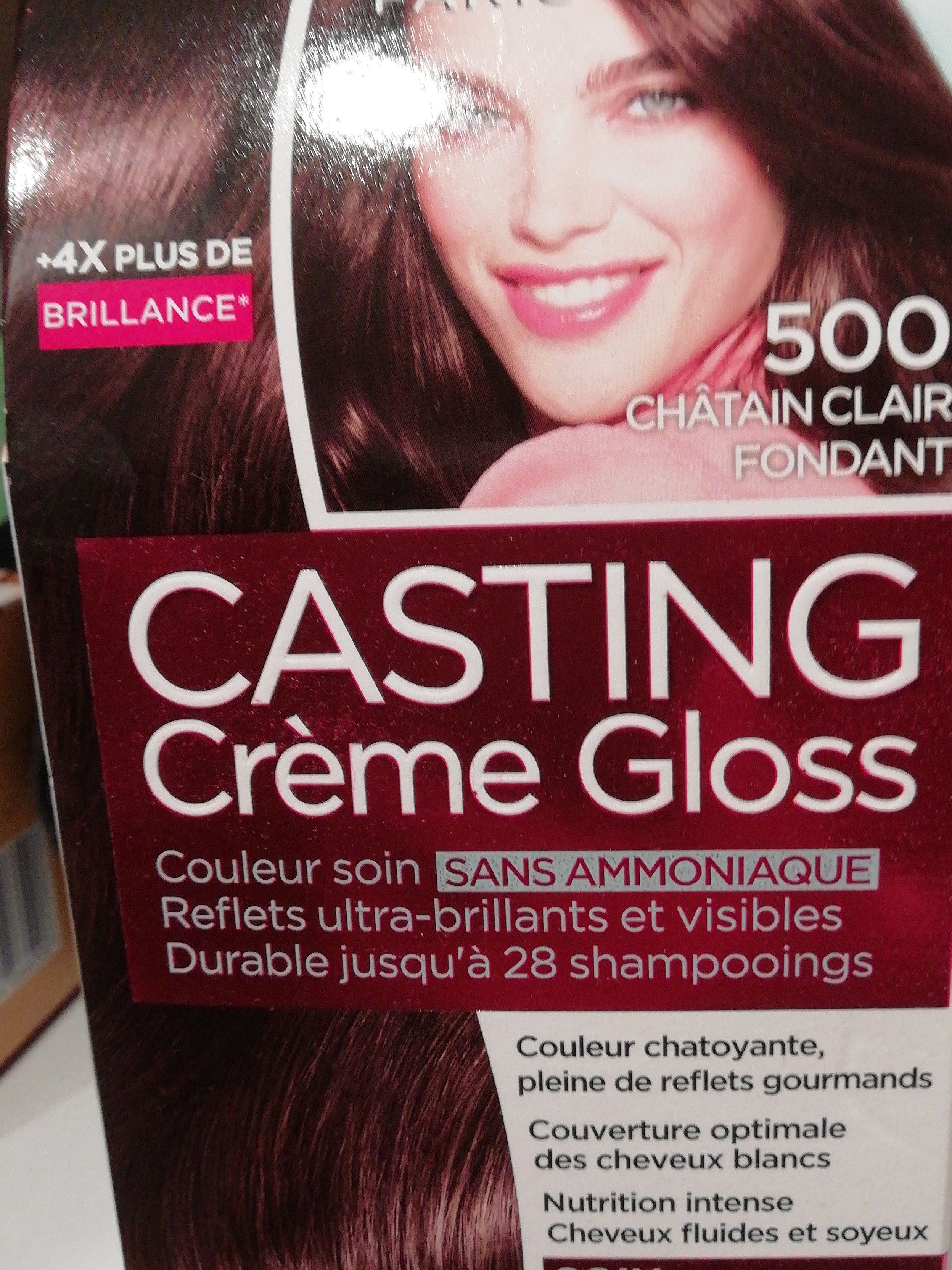 Casting crème gloos - Product