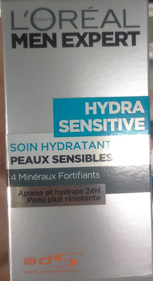 Hydra Sensitive Soin Hydratant Peaux Sensibles - Product