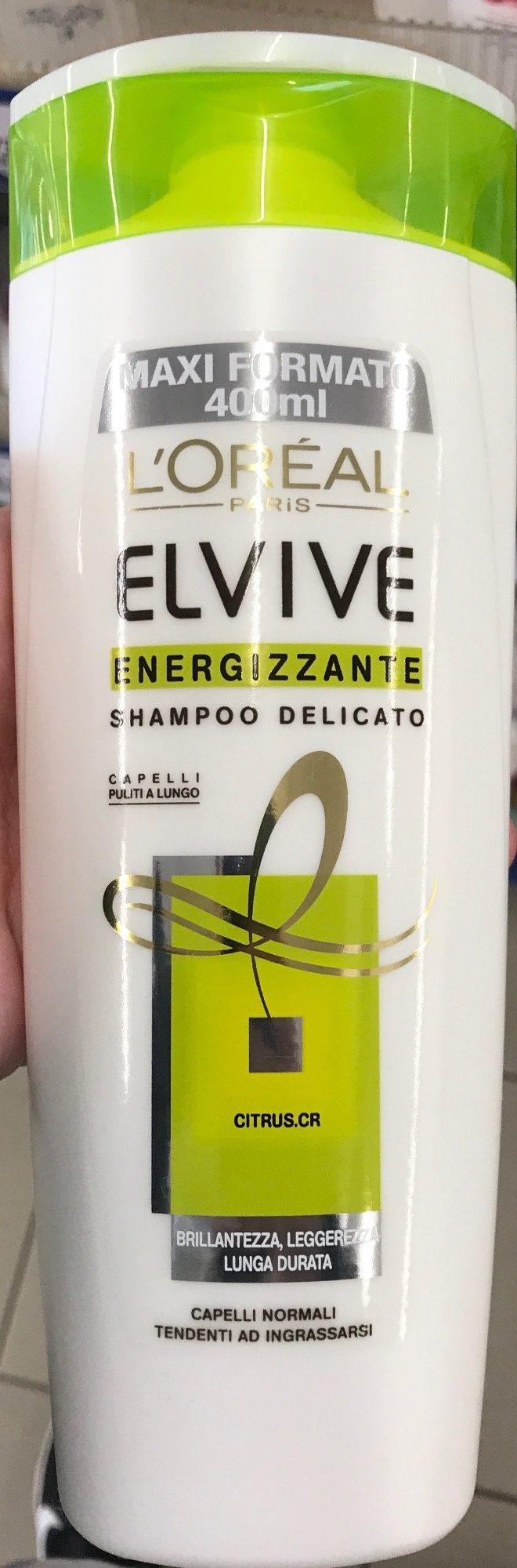 Elvive Energizzante Shampoo Delicato Citrus.Cr - Produit - it