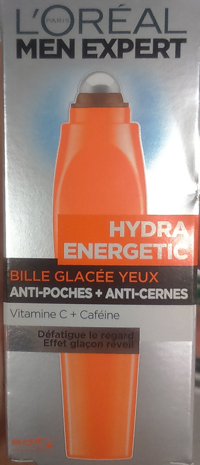 Hydra Energetic Bille glacée Yeux anti-poches + anti-cernes - Product - fr