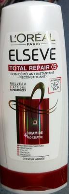 Total Repair 5 Soin démêlant instantané reconstituant Cicamide + Pro-Kératine - Produit