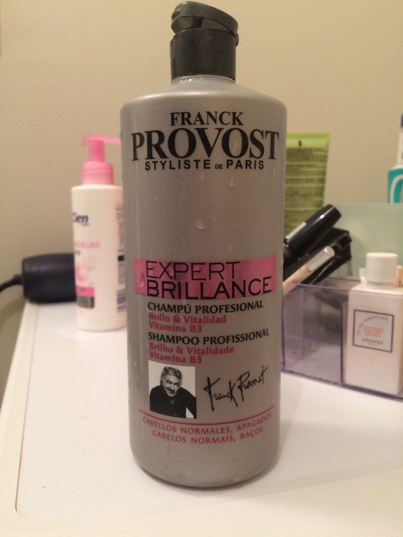 Franck Provost Shampoing Expert Brillance 750ml - Produit - fr