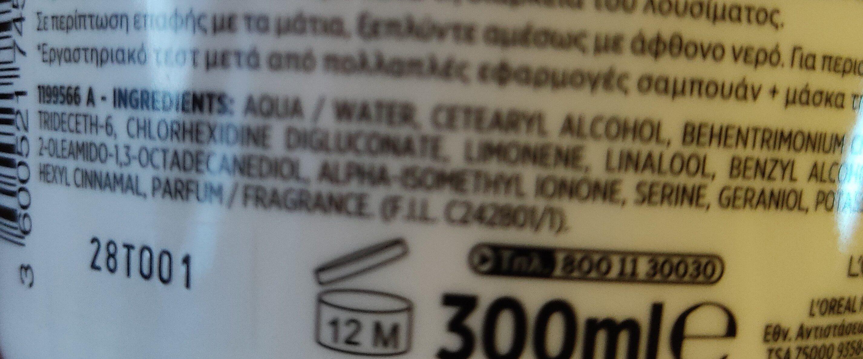 loreal - Ingredients - en