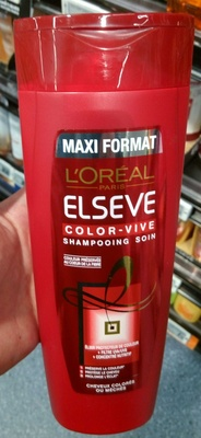 Elseve Color-Vive Shampooing soin (maxi format) - Product