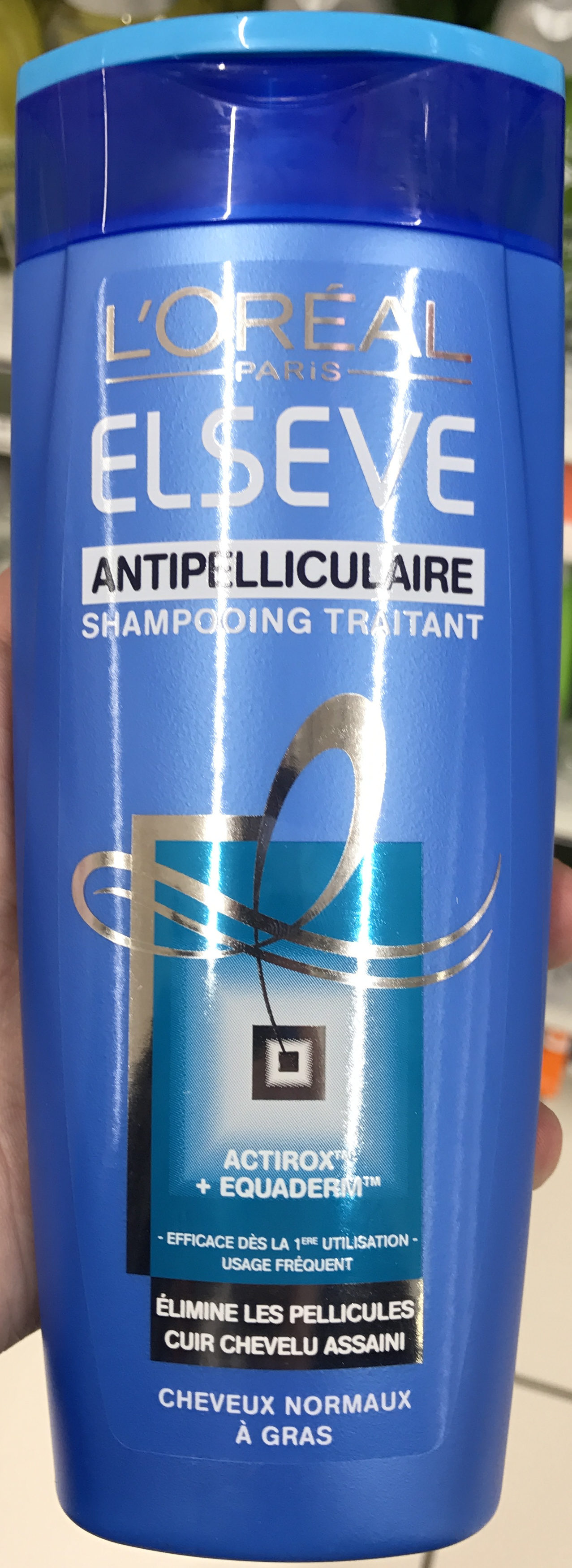 Elseve Antipelliculaire shampooing traitant - Product