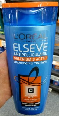 Elseve Antipelliculaire Selenium S actif shampooing traitant - Produit