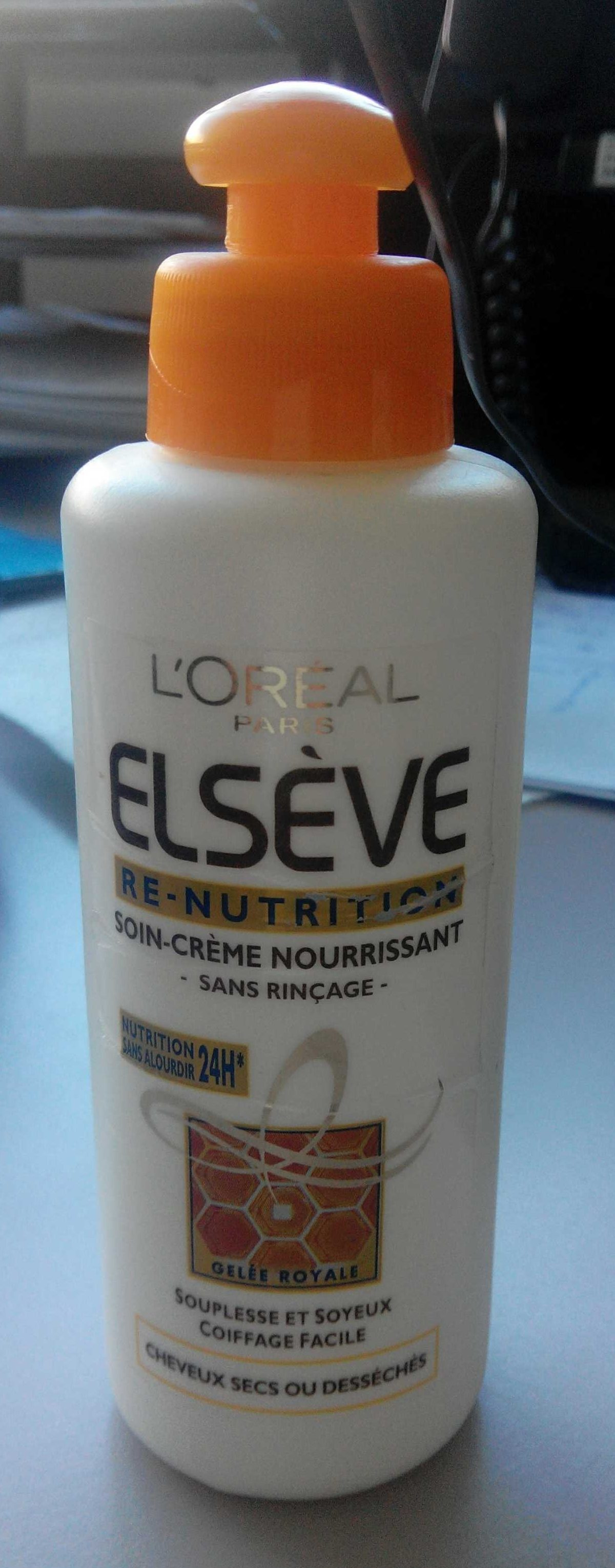 Elseve Re-Nutrition Soin-crème nourrissant - Product - fr