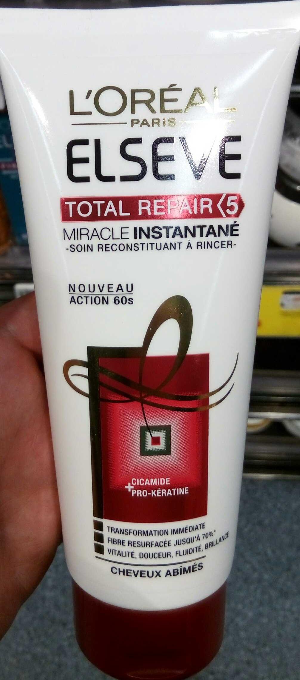 Elsene Total Repair 5 Miracle Instantané - Produit - fr