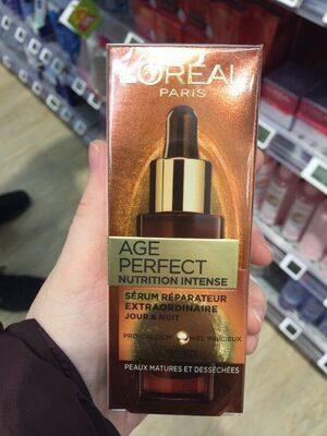 Age Perfect Nutrition Intense - Sérum réparateur - Product