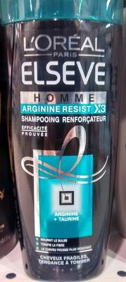 Arginine resist X3 shampooing renforçateur - Produit