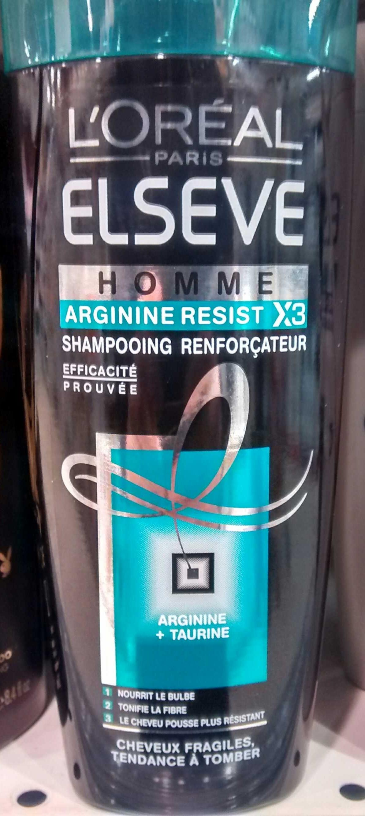 Arginine resist X3 shampooing renforçateur - Produit - fr