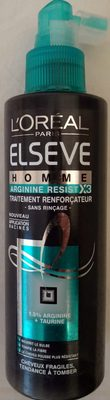 Arginine resist X3 - Traitement renforçateur - Product - fr