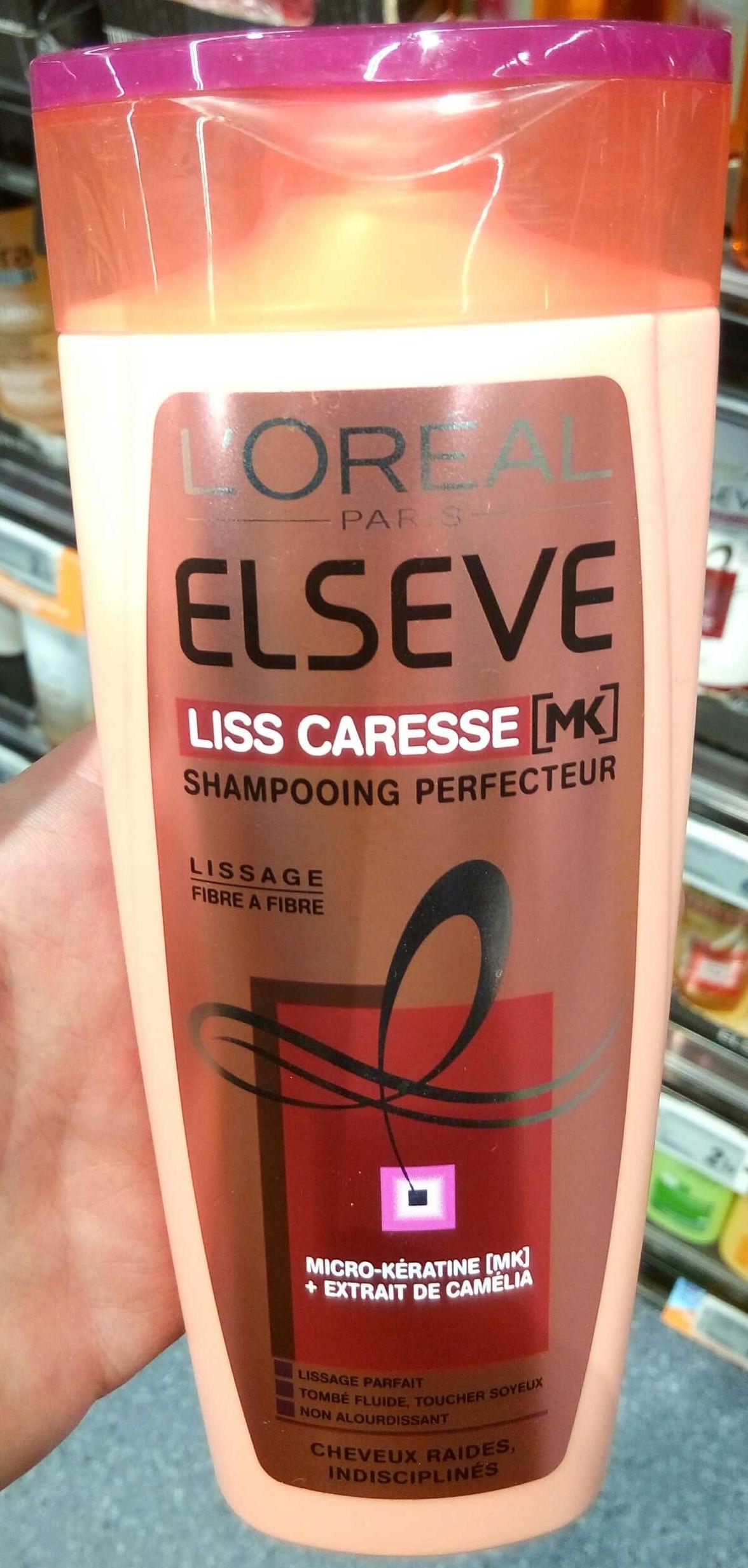 Elseve Liss Caresse [MK] Shampooing perfecteur - Product - fr