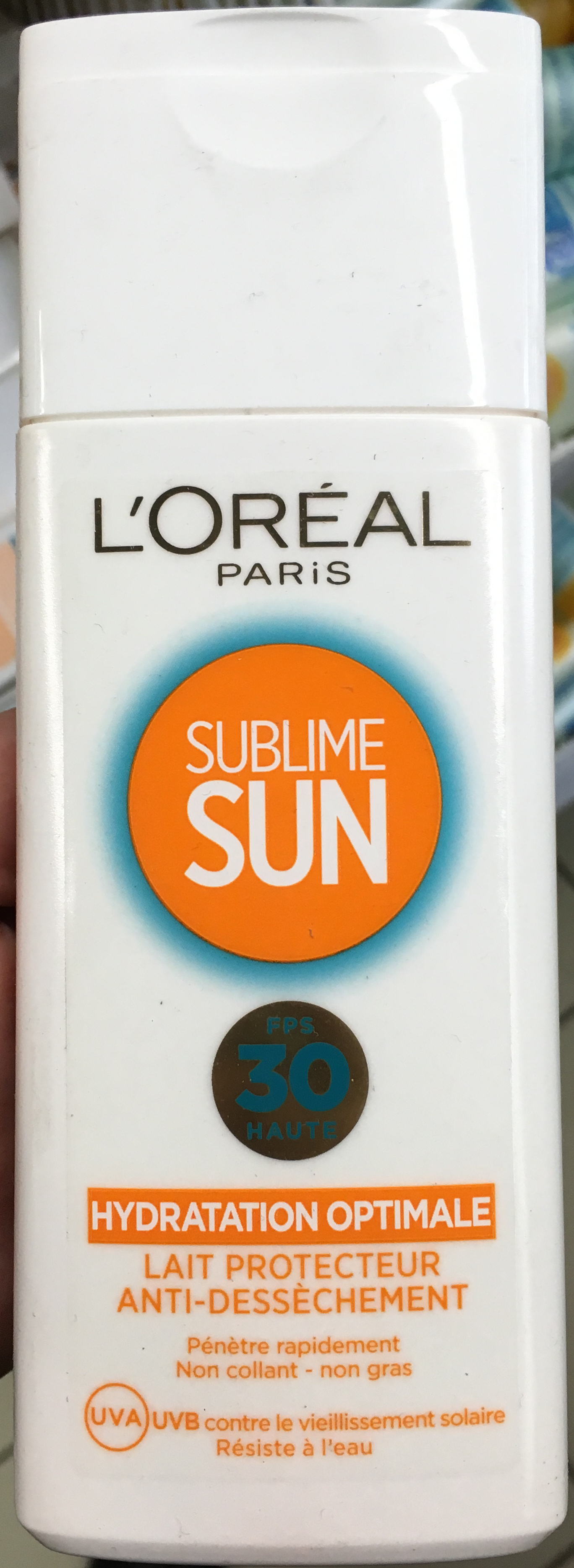 Sublime Sun Lait protecteur anti-dessèchement FPS 30 - Product - fr