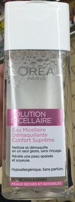 Solution Micellaire - Produit - fr