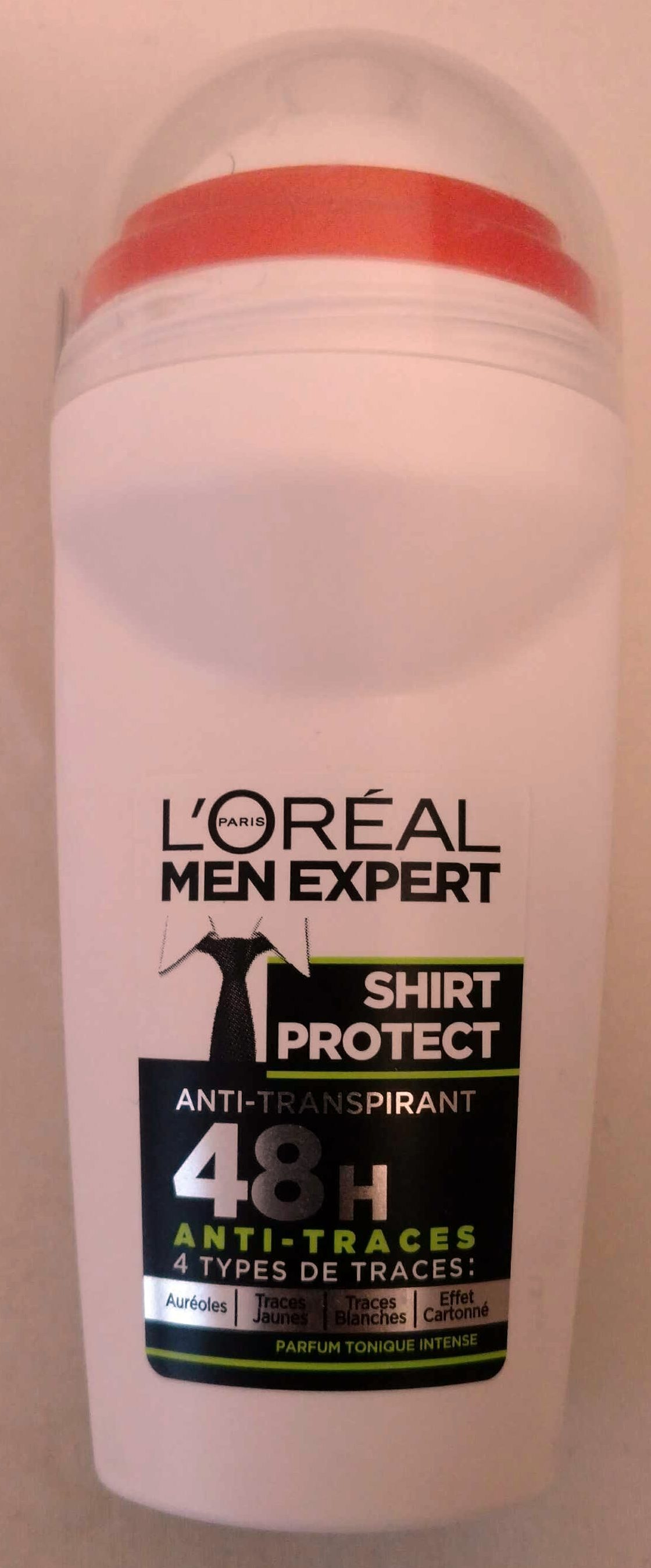 Men expert shirt protect 48h - Produit