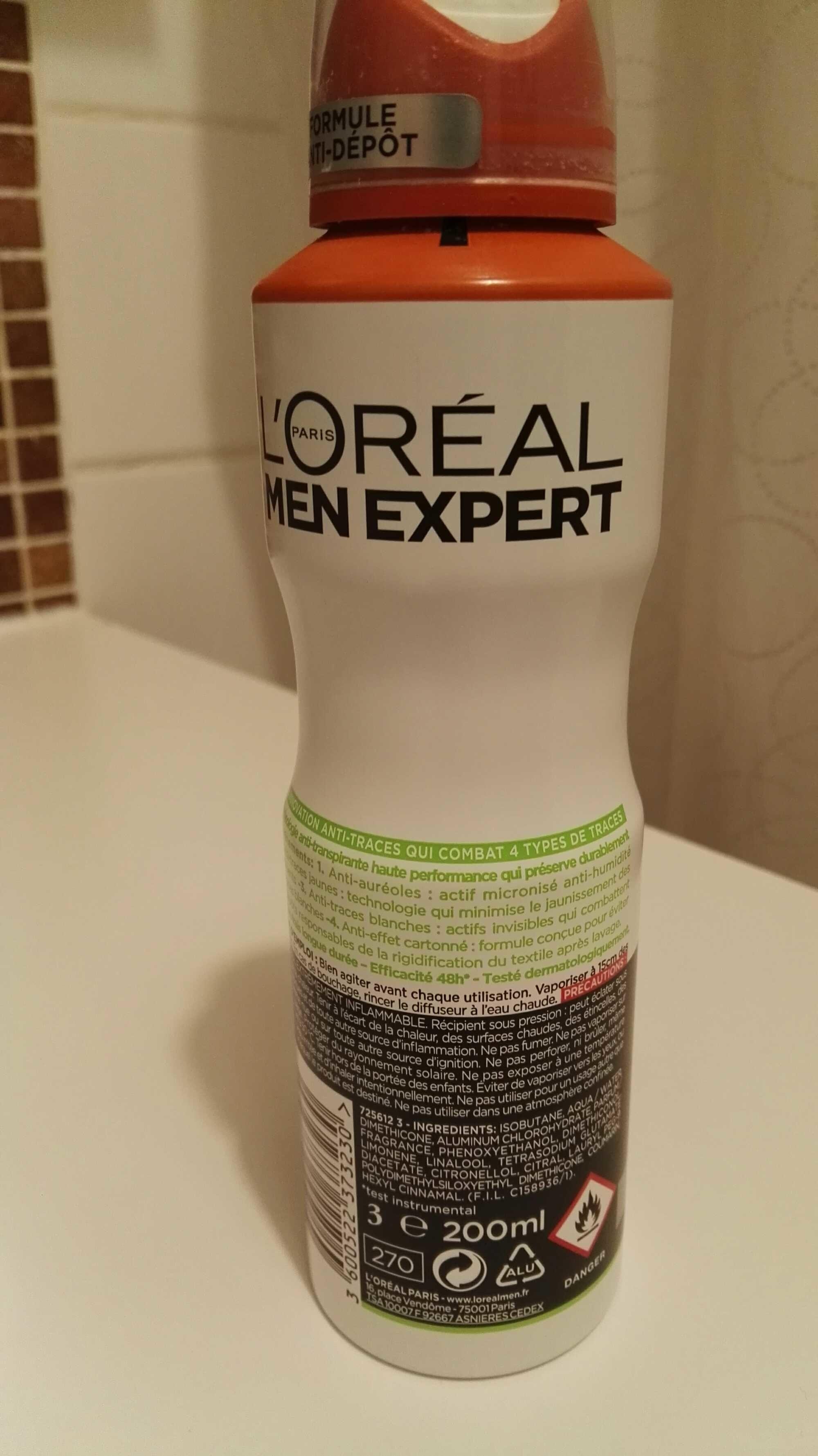 men expert - Produit - fr