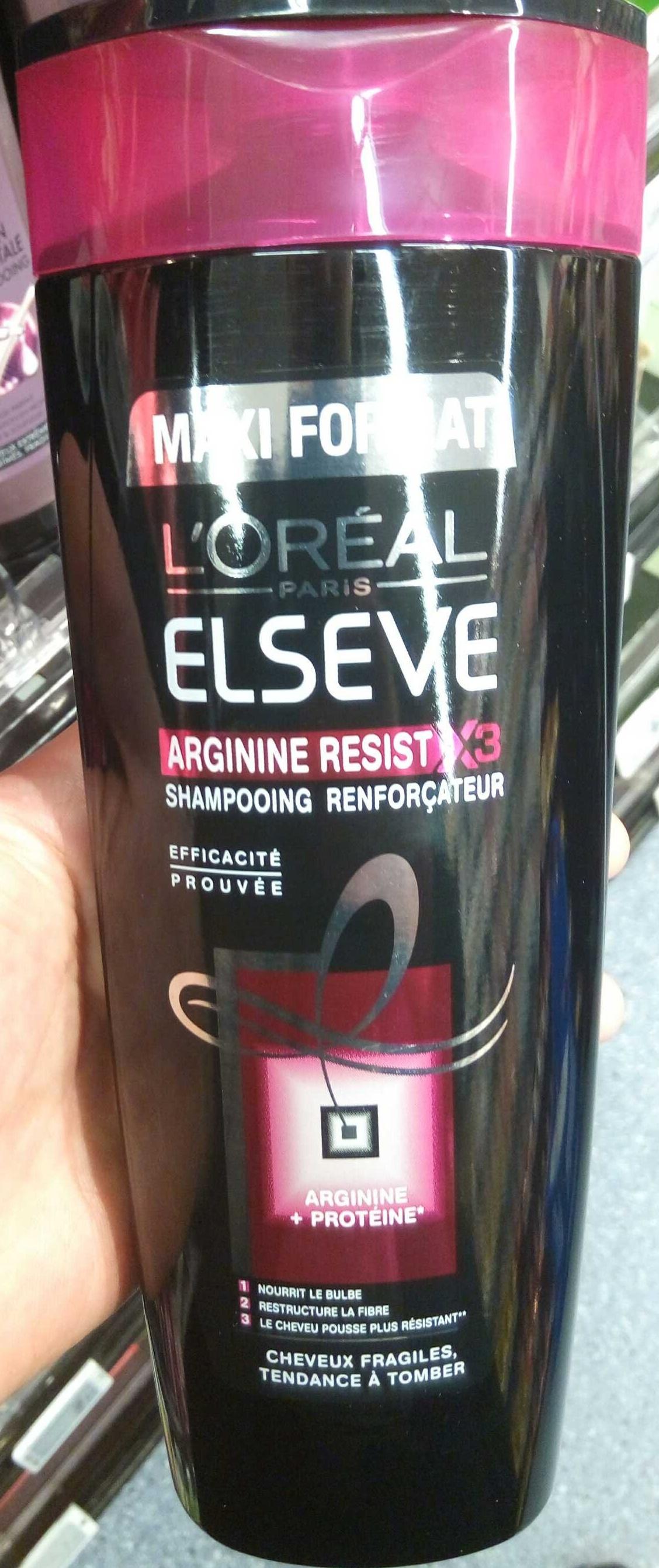 Elseve Arginine Resist X3 (Maxi Format) - Product - fr