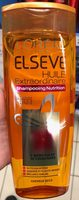 Elseve Huile extraordinaire Shampooing Nutrition - Product