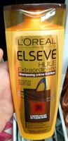 Elseve Huile Extraordinaire Shampooing crème nutrition - Product
