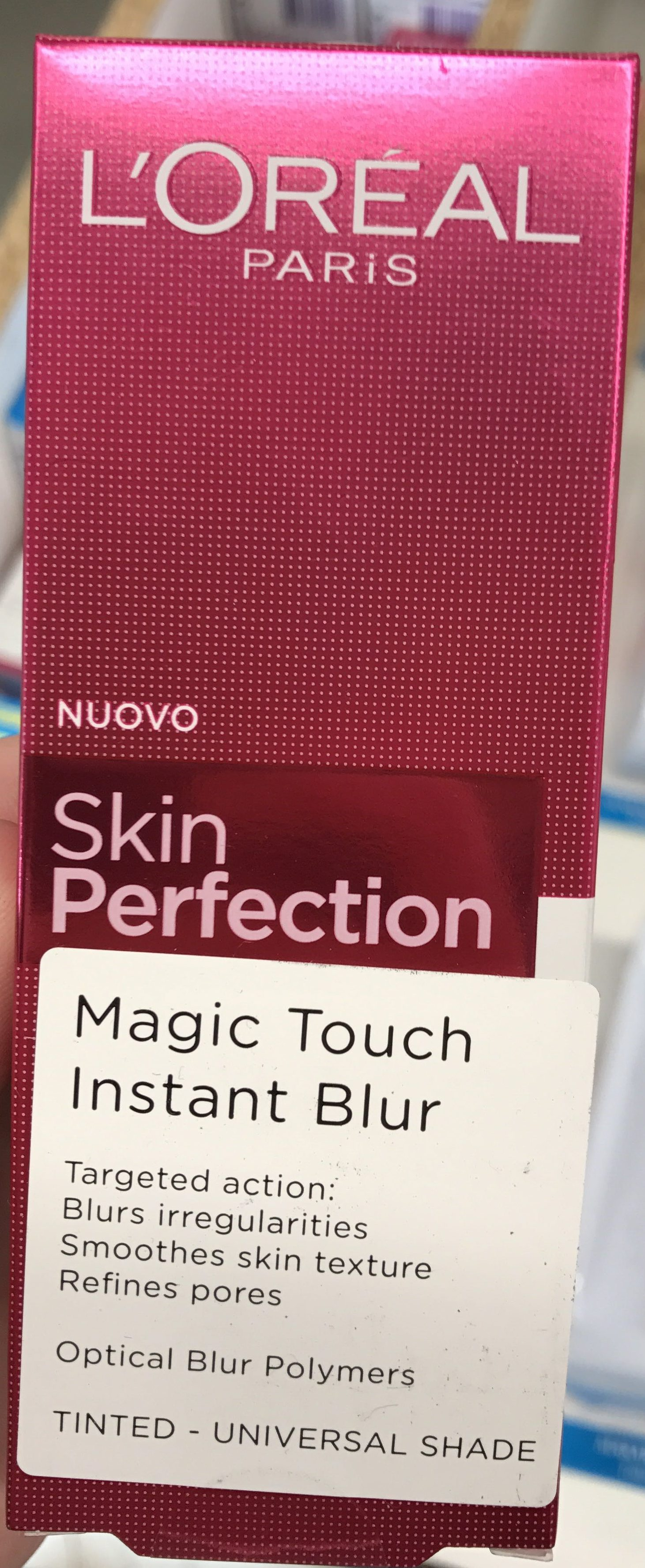 Skin Perfection Magic Touch Instant Blur (Tinted) - Produit