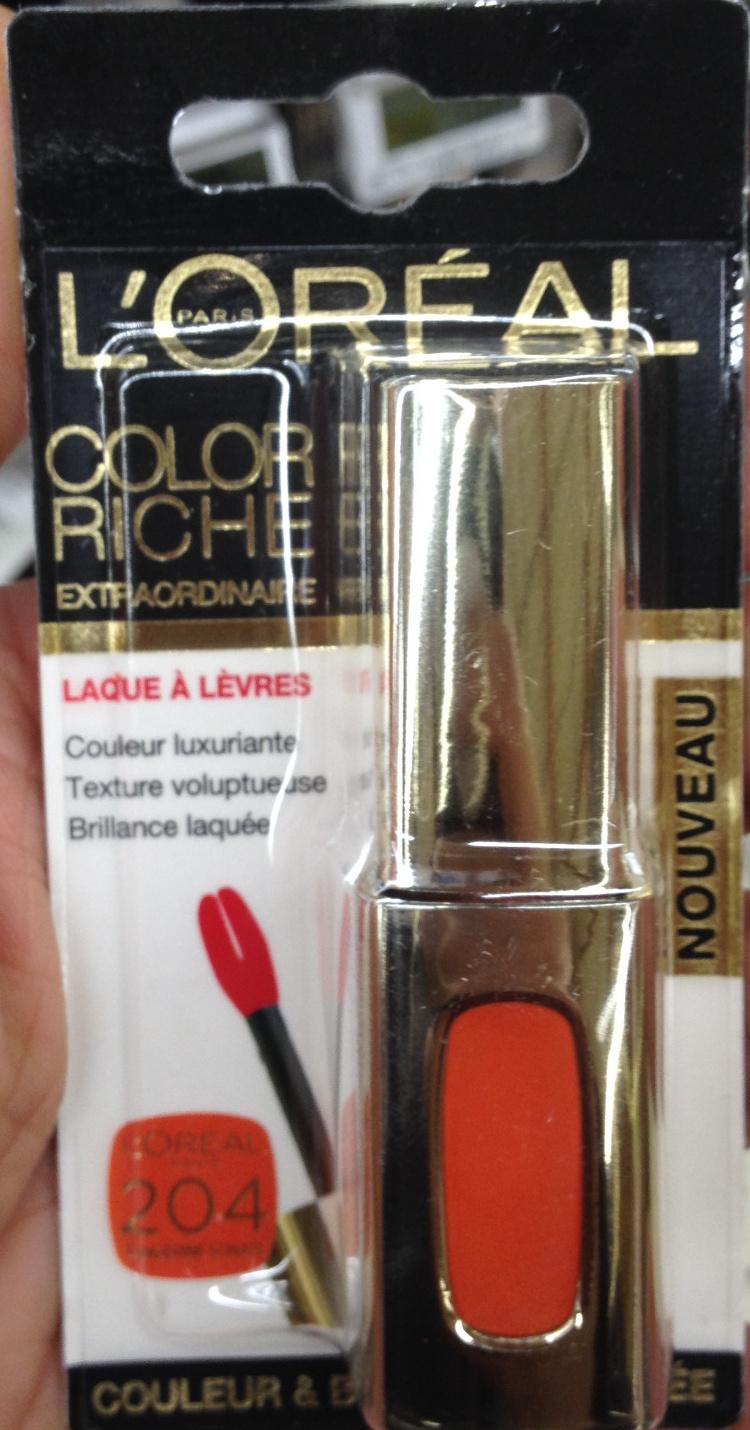 Color Riche extraordinaire 204 - Product - fr