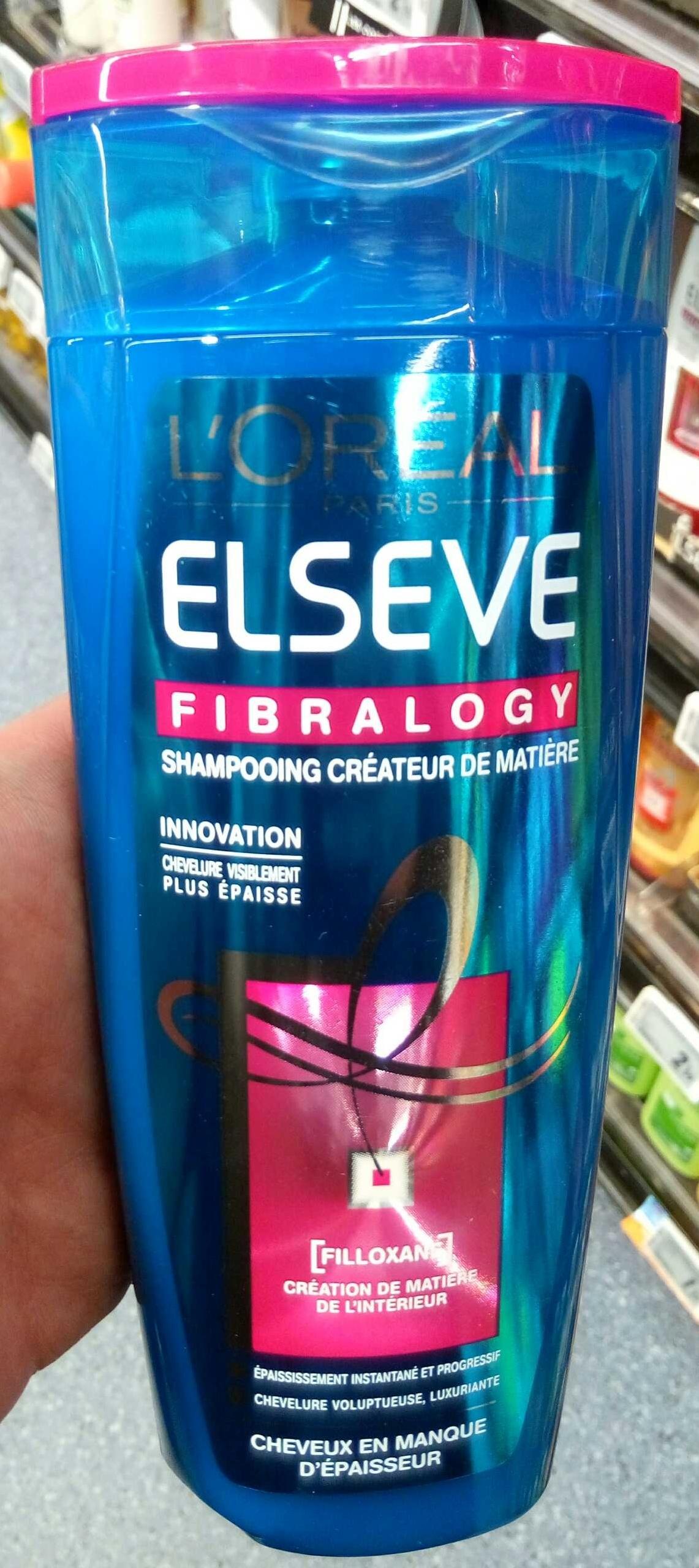 Elseve Fibralogy Shampooing créateur de matière - Product - fr