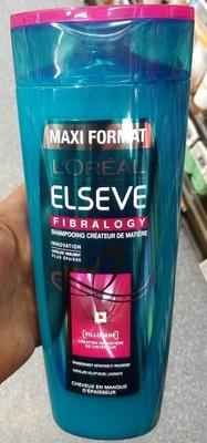 Elseve Fibralogy Shampooing créateur de matière (maxi format) - Produit