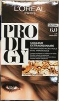 PRODIGY 6.0 LIN Blond foncé - Produit - fr