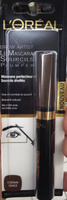 Mascara perfecteur Sourcils étoffés chatain foncé - Product - fr