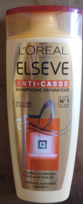 Elseve Anti-casse shampooing réparateur - Product - fr
