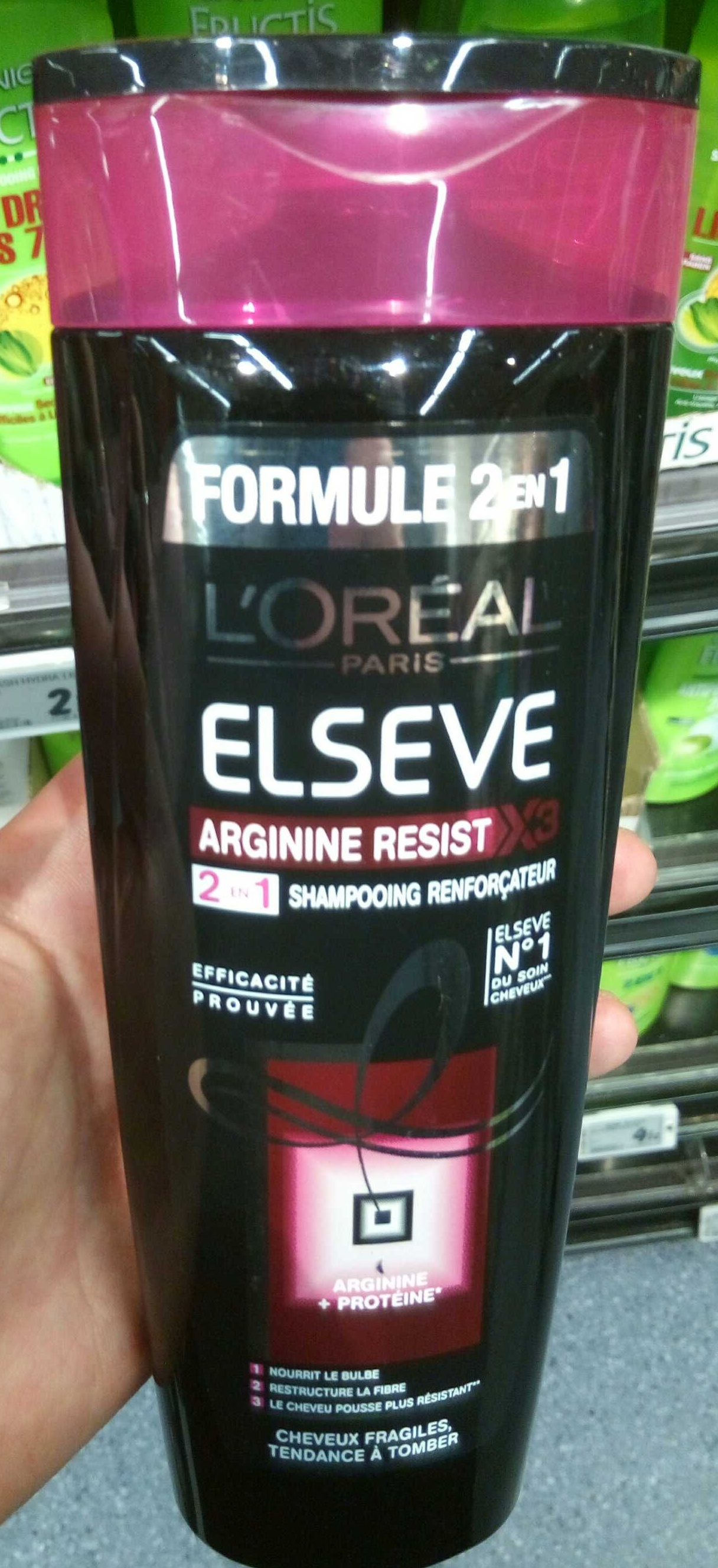 Elseve Arginine Resist X3 (Formule 2 en 1) - Produit - fr