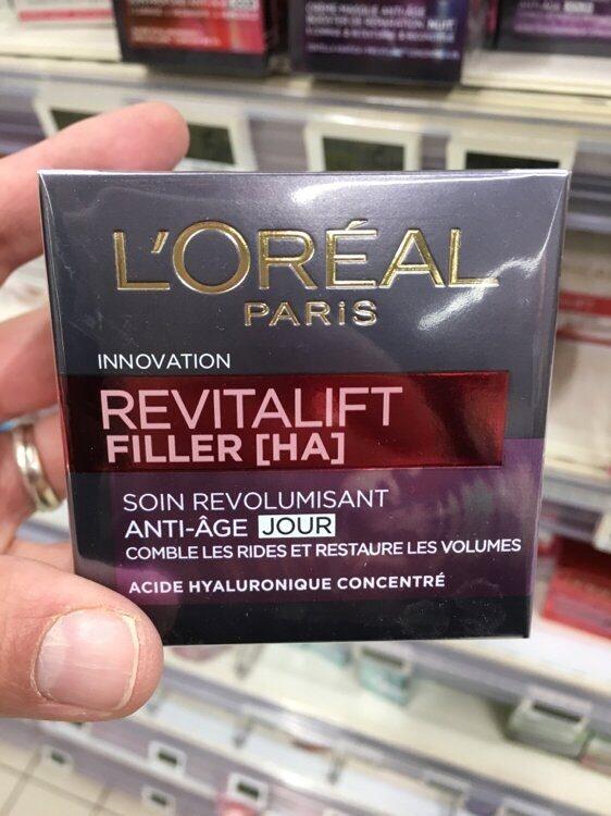 Revitalift Filler [HA] - Soin revolumisant anti-âge jour - Product