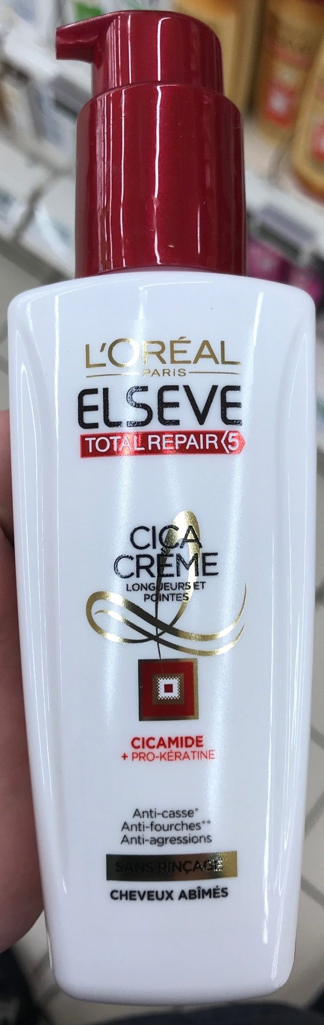 Elseve Total Repair Cica Crème - Product - fr