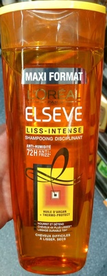 Elseve Liss-Intense Shampooing disciplinant (Maxi format) - Product