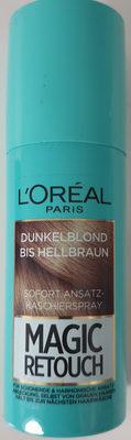 Magic Retouch dunkelblond bis hellbraun - Product
