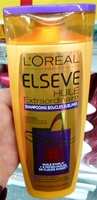 Elseve Huile extraordinaire Shampooing boucles sublimes - Product - fr