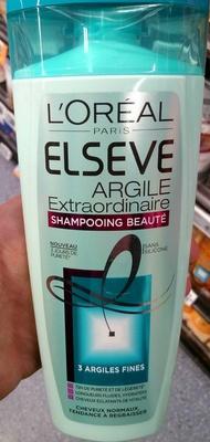Elseve Argile Extraordinaire Shampooing beauté - Produit