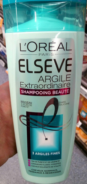 Elseve Argile Extraordinaire Shampooing beauté - Product