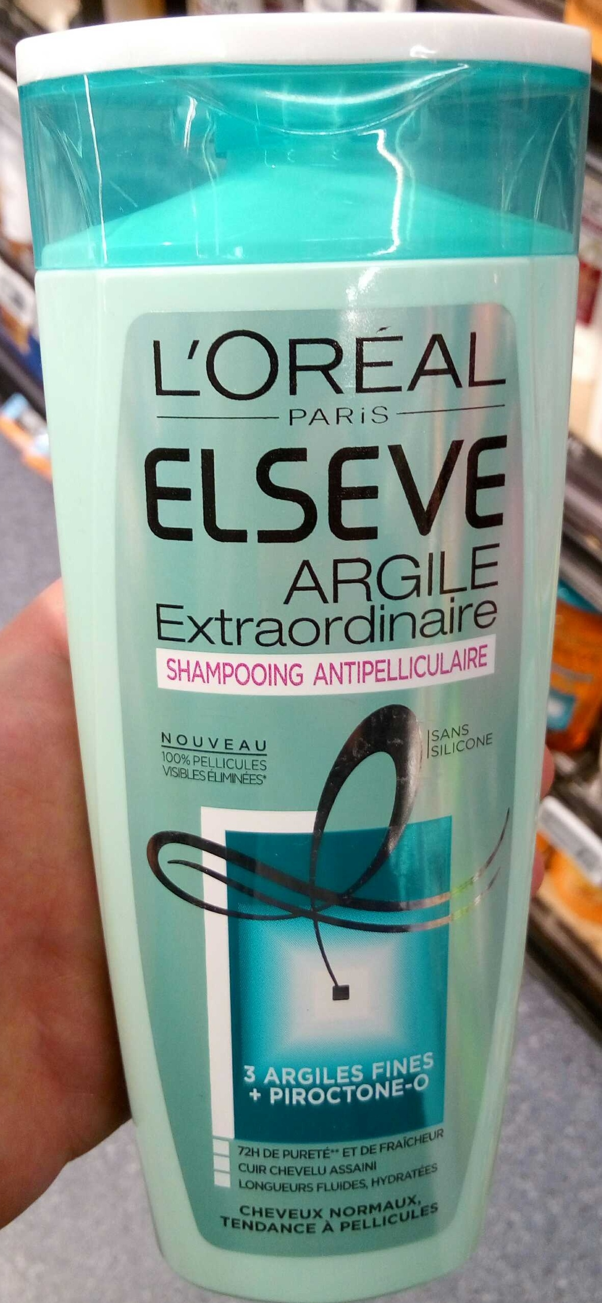 Elseve Argile Extraordinaire Shampooing antipelliculaire - Product