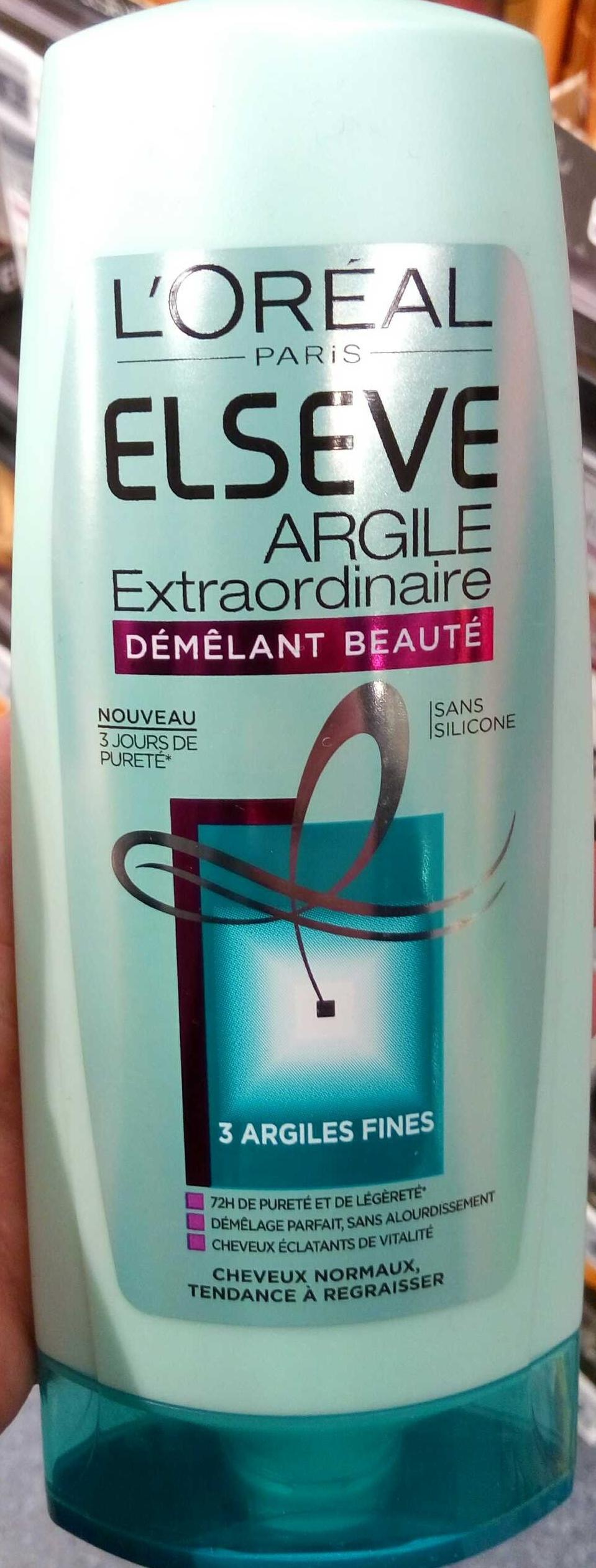 Elsene Argile Extraordinaire Démêlant Beauté - Product