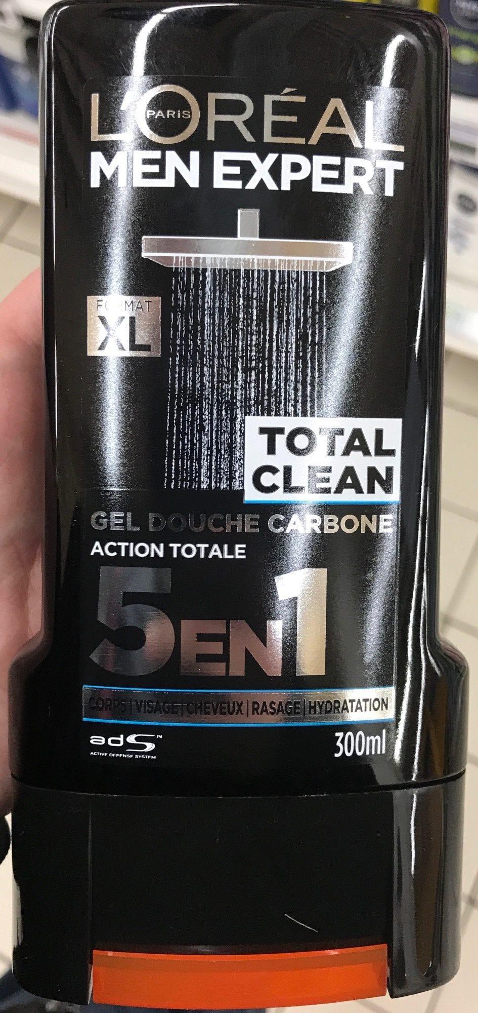 Gel douche Total Clean 5 en 1 (format XL) - Product - fr