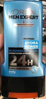 Gel douche Eau des Montagnes Hydra Power 24H - Product - fr