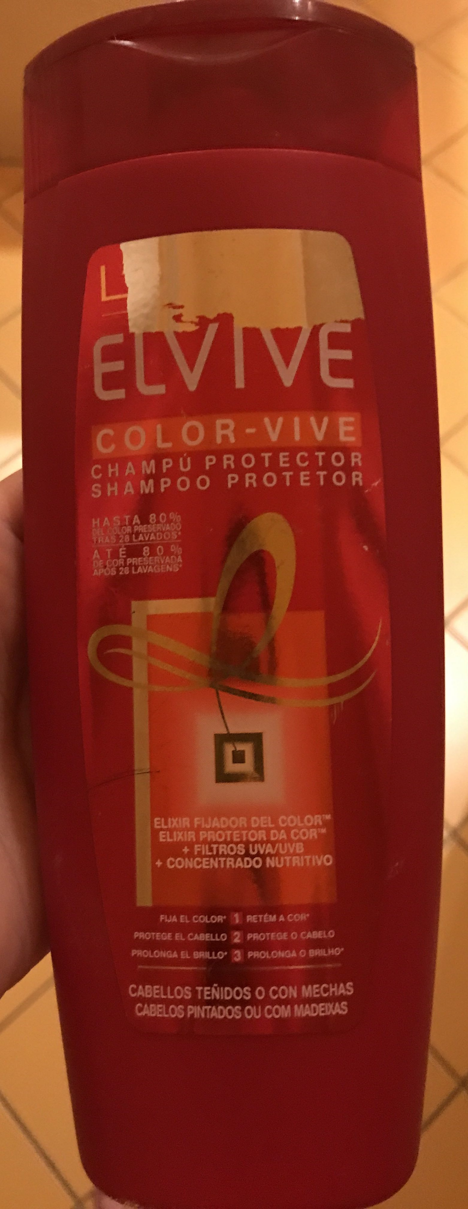 Elvive Color-vive - Product - fr